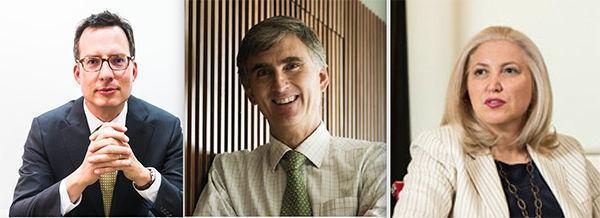 Andreas Zoellinger, Francisco Paramés, Fiona Frick