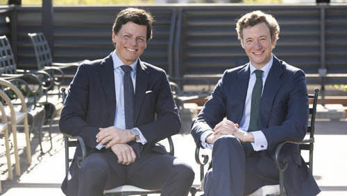 Tasio Castaño y Alejandro Sarrate MCH Investment Strategies