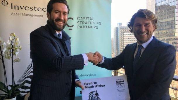 Pablo del Río, Álvaro, Capital Strategies, Investec