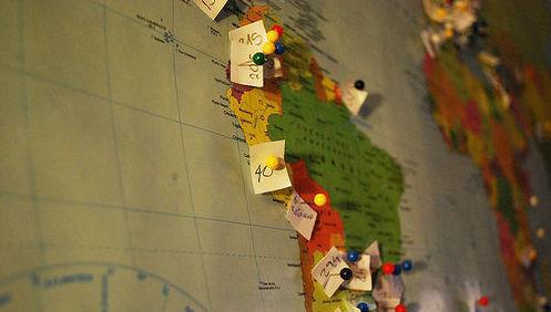 Brasil, Mapa, Latam