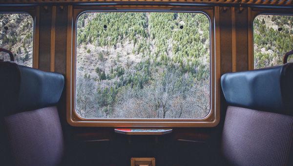 Vagón Compartimento Tren