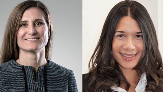 Elena Delfino y Nadia Bucci (Kames Capital)