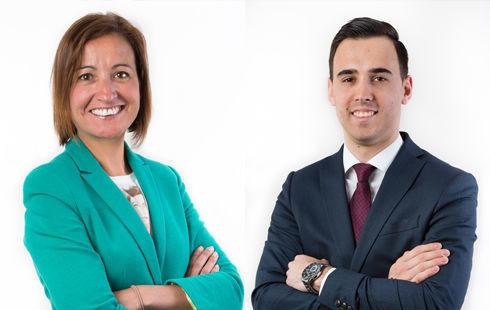 Laura Tenas , Julián Montesinos, Andbank Alicante