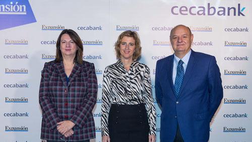 Ana Pereda, Expansión, Ana Martínez-Pina, CNMV, José María Méndez, Cecabank