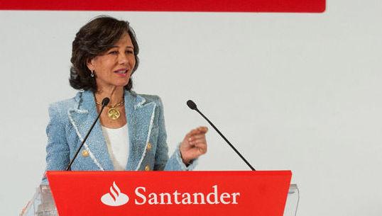 Ana Patricia Botin Santander