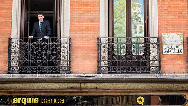 Xavier Ventura, Arquia Banca