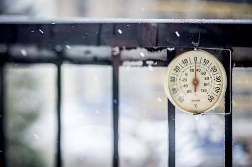 Termómetro, tipos, rentabilidad, negativo, frío