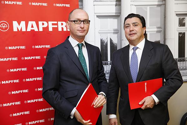 José Luis Jiménez y Álvaro Anguita, Mapfre AM