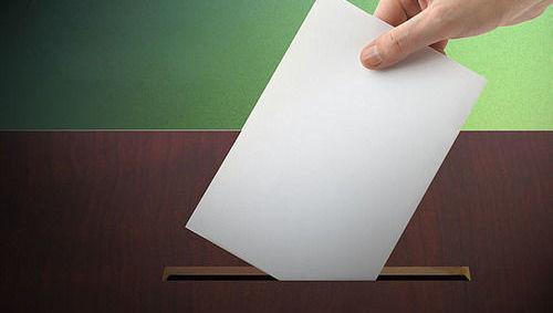 Urna, papeleta, elecciones, política, voto