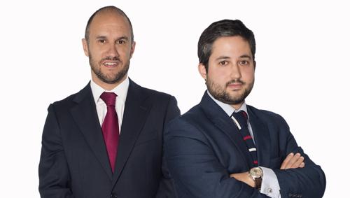 RUBEN AYUSO Y ROMÁN GONZÁLEZ, A&G BANCA PRIVADA