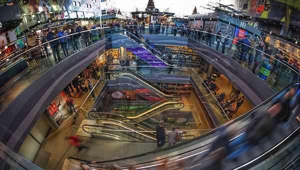 consumo, centro comercial, compras