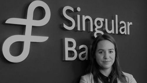 Maria Idarreta, Singular Bank
