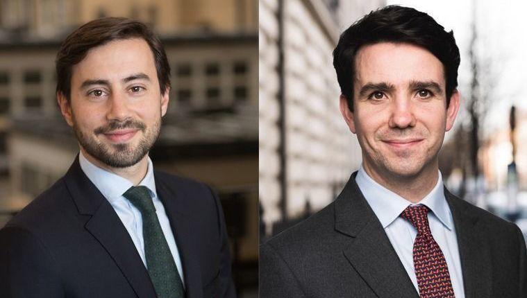 Corentin Massin y Quentin Macfarlane (Seilern)