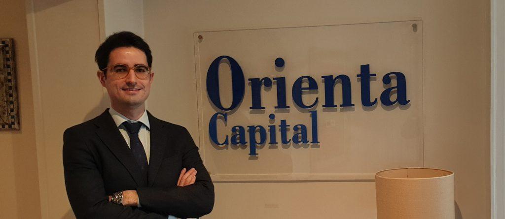 Alberto García-Cabo Orienta Capital noticia