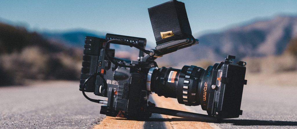 cine, camara noticia