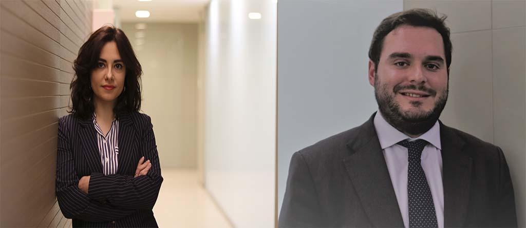 María Rodríguez y Fernando Rojas