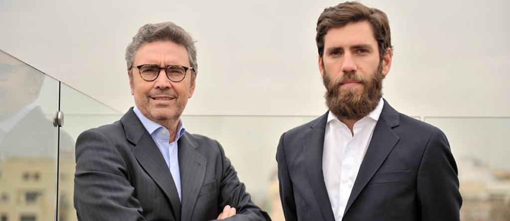 Gonzalo Azcoitia y Mathias Blandin, La Financière de l´Echiquier