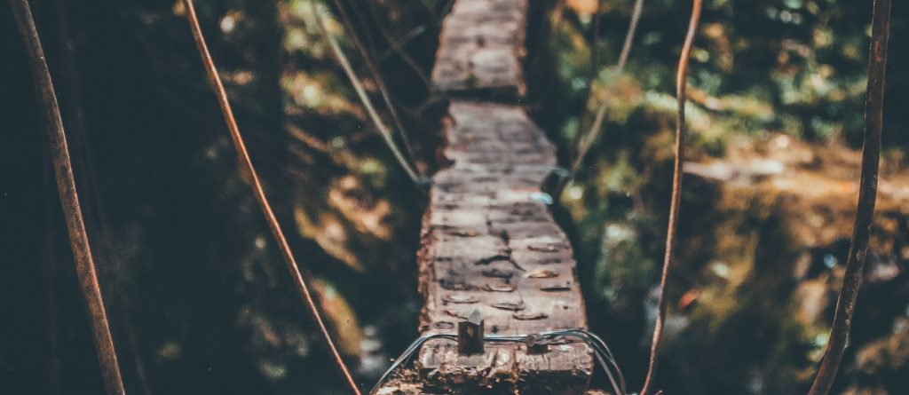 puente, riesgo, renta fija