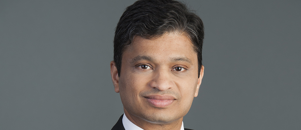 Dhananjay Phadnis, gestor de Fidelity