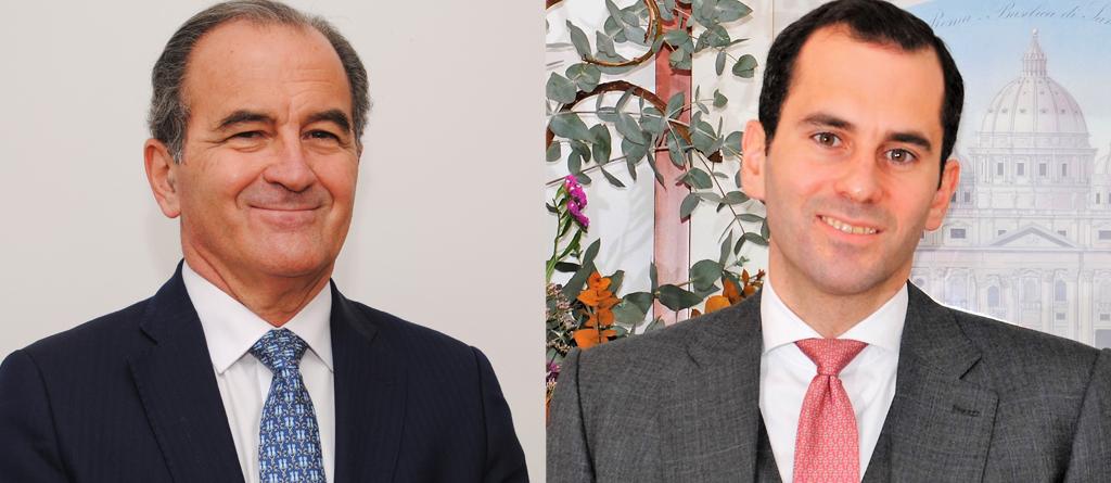 Álvaro Requeijo Pascua y Álvaro Requeijo Torcal