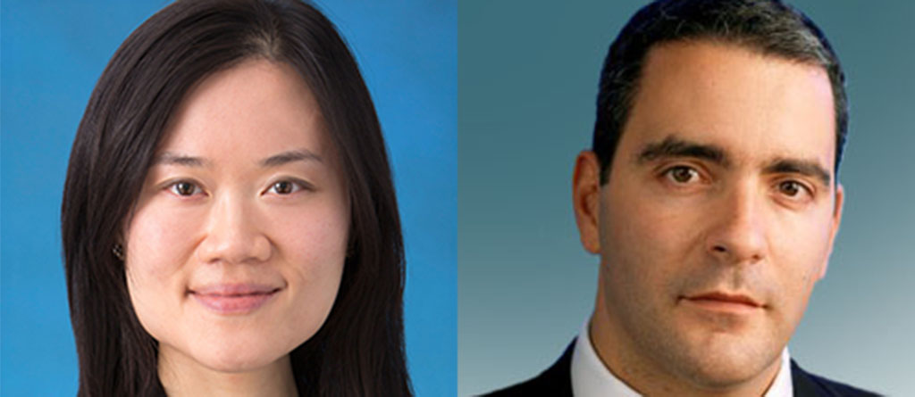 Joanna Kwok y Mark Davids, gestores del JPMorgan Funds Asia Growth Fund