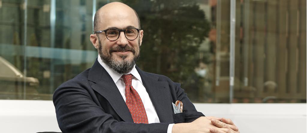 Mariano Belinky, Santander AM