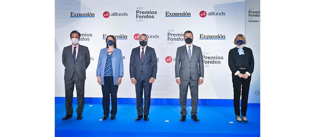 Premios Allfunds Expansión 2021