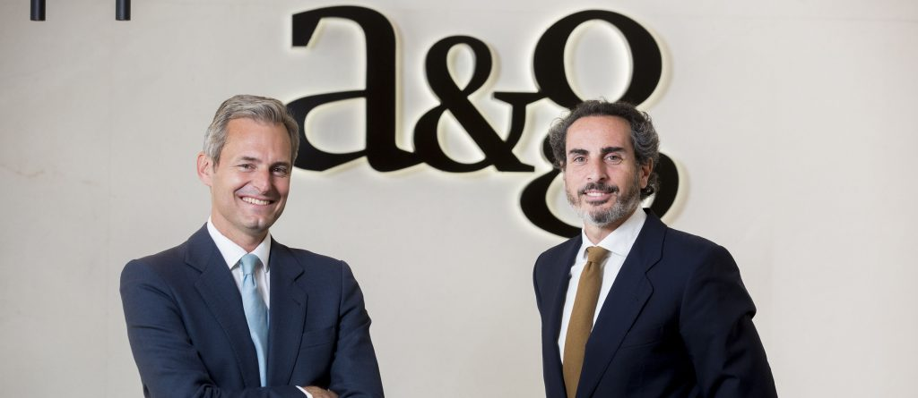 Andrés Allende y Diego Fernández Elices - A&G
