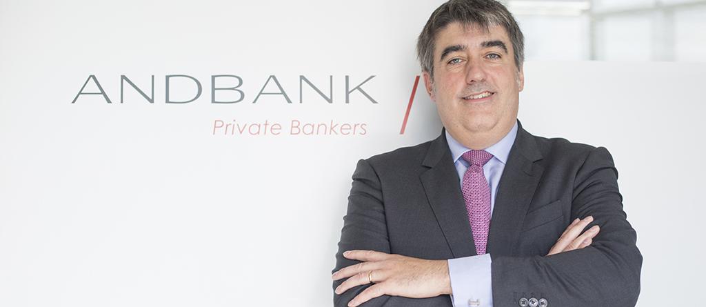 Carlos Aso, CEO Andbank