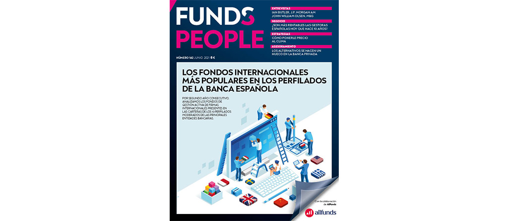 Revista FundsPeople fondos internacionales perfilados