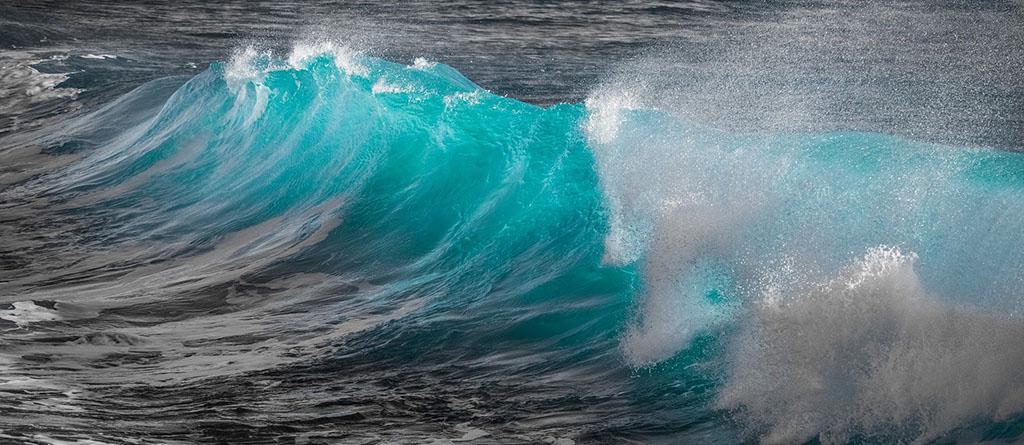 ASG, viento, ola, mar