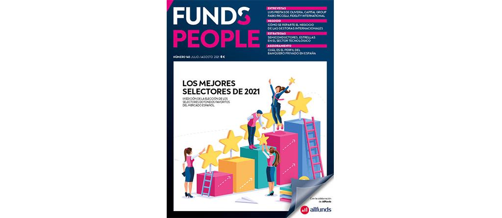 Revista FundsPeople mejores selectores 2021