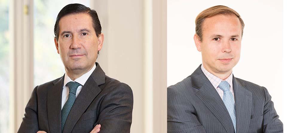 José Luis Santos y José Alarcón