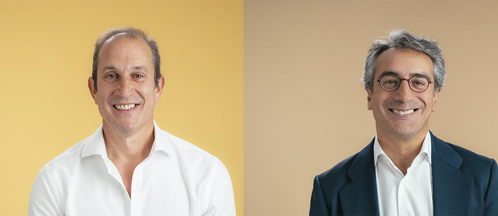 Gonzalo Rodríguez y Mario Díaz, Imantia