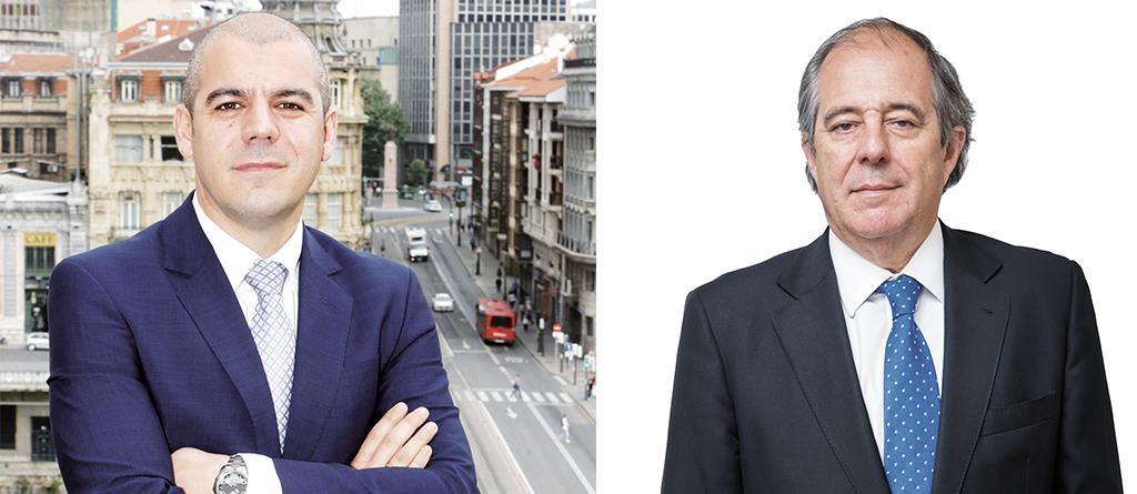 Antonio Salas y Emilio Soroa