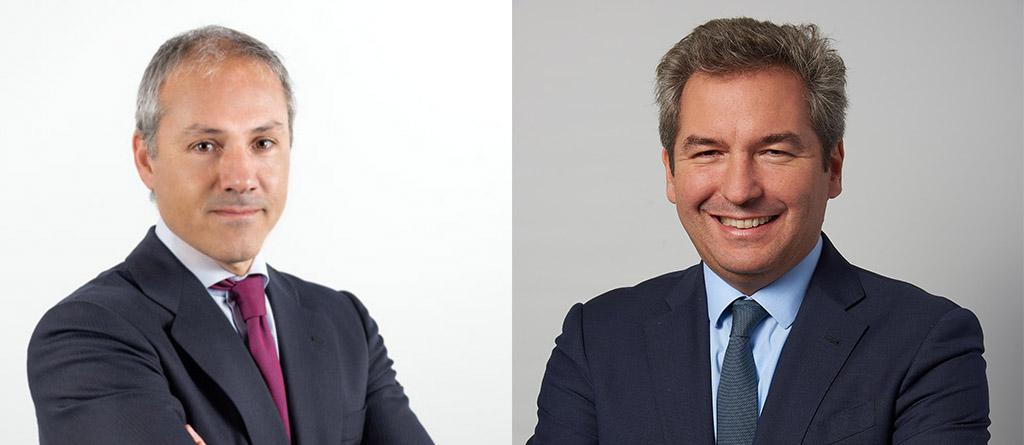 Guillermo Aranda y Pablo Martinez-Arrarás