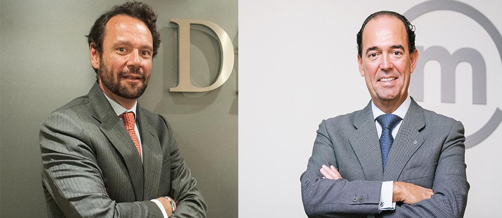 Hugo Aramburu y Joaquin Maldonado