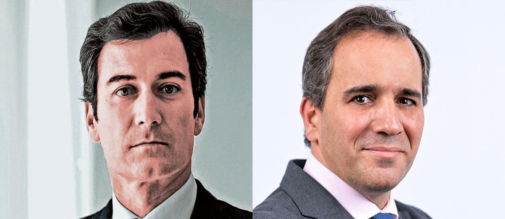 Luis Sanchez y Pablo Torralba