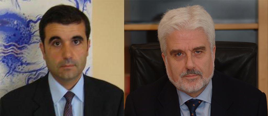 Jordi Martí Pidelaserra y Ferran Sicart Ortí