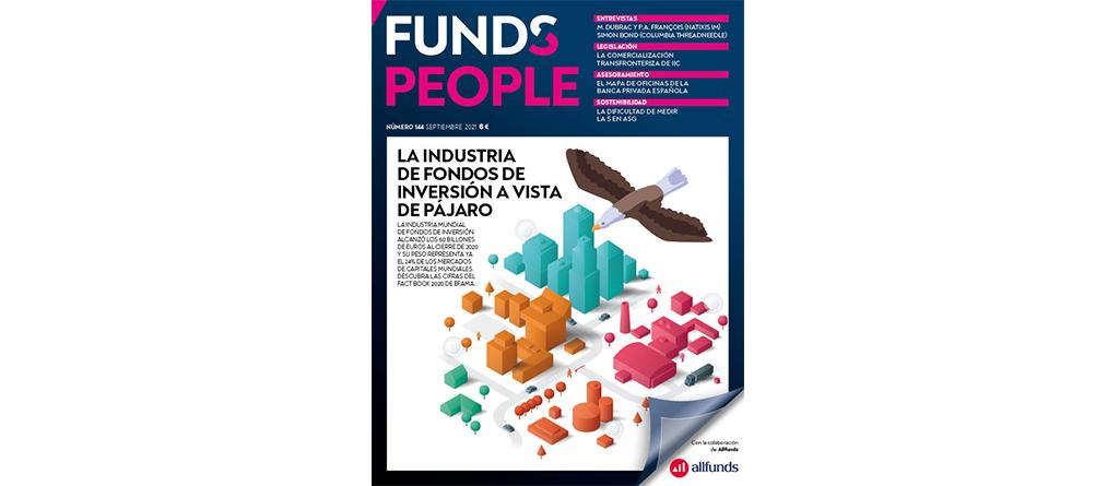 Revista FundsPeople industria fondos de inversión 2020
