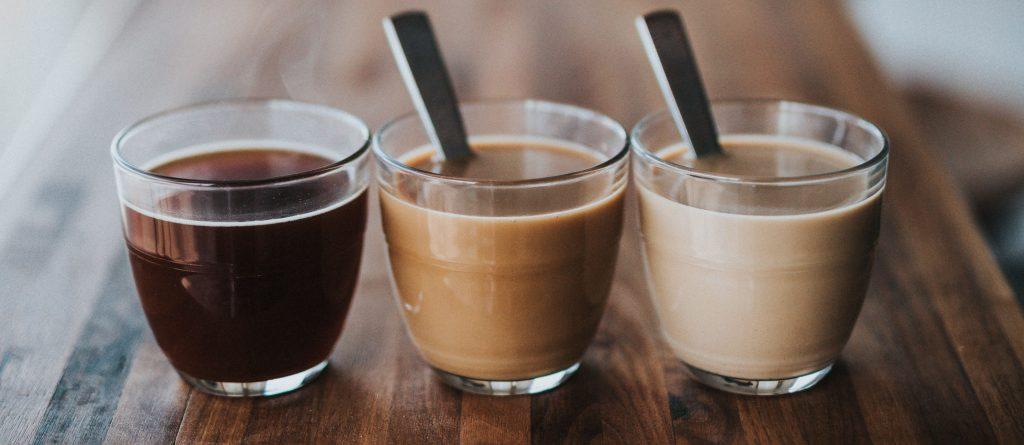 Perfilados, cafe