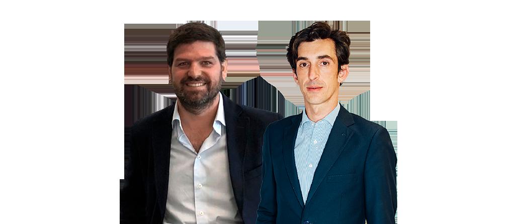 Ramón Ferraz y Francisco Mariscal, CEOs de 2gether y Fellow Funders