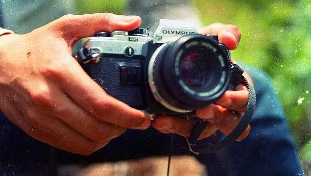 captar; fotografia; câmara