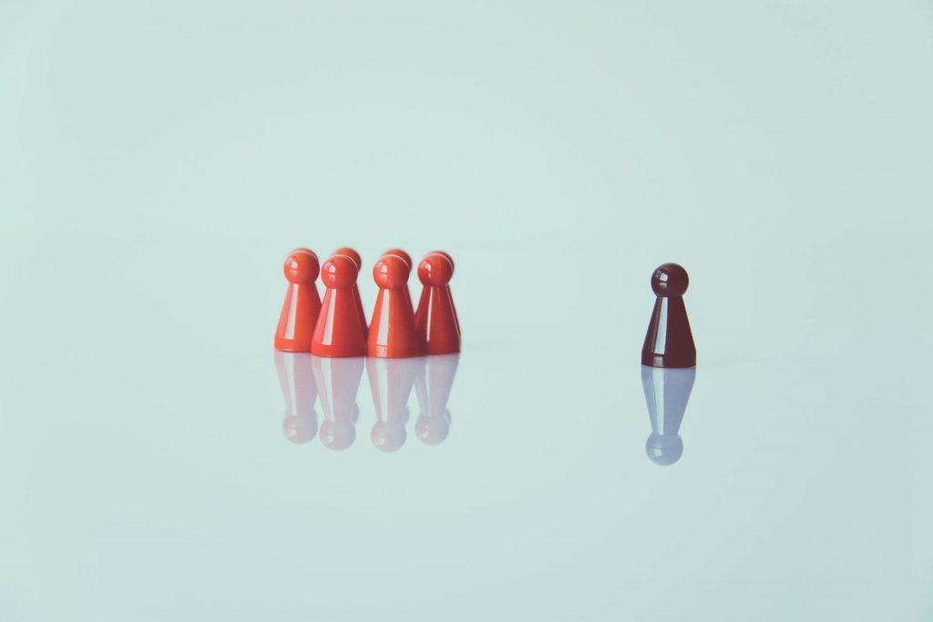 lider quota de mercado diferente diferenciação