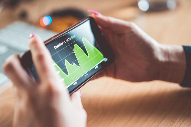 telefone tecnologia gráfico ação gestão gestor