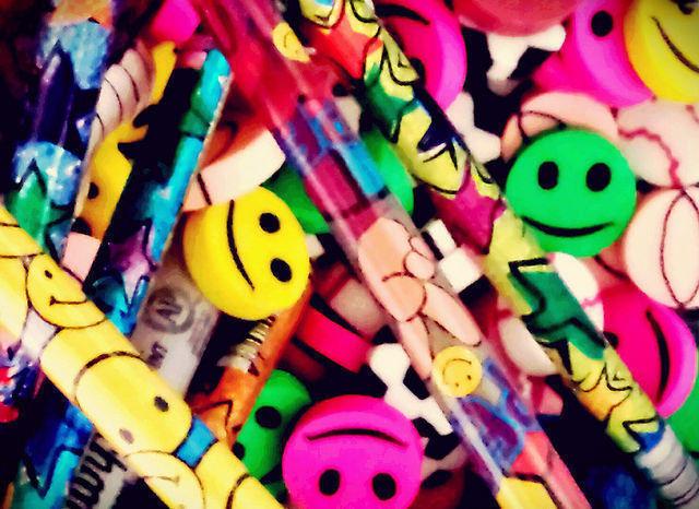 smile; sorriso; cor
