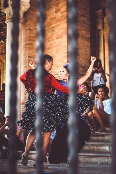 flamenco, dança