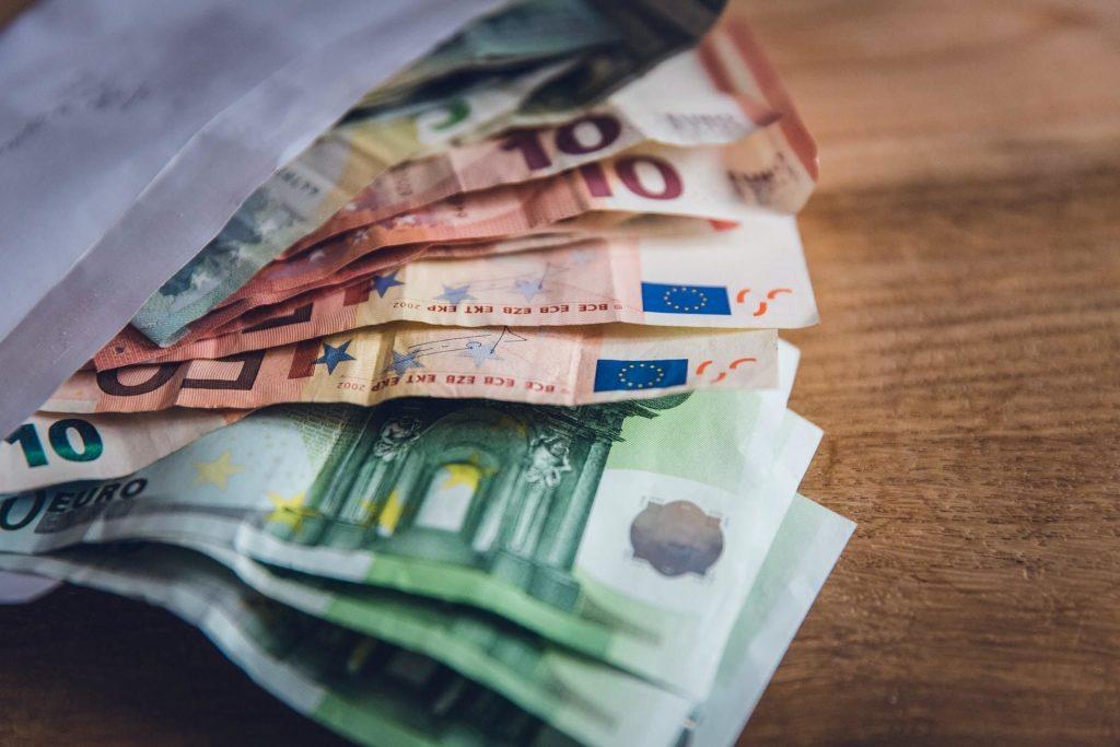 euro divida nota