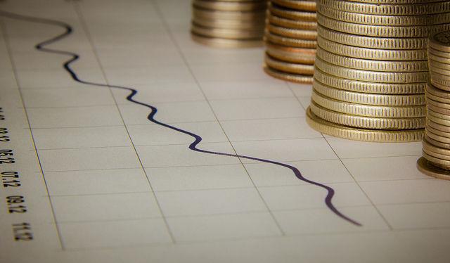 gráfico; moeda crescimento, growth money dinheiro