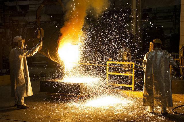 industria metal metalurgica